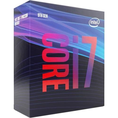 Foto Produk Processor Intel Core I7 9700 Box Coffee Lake Socket LGA 1151 dari t_pedia pc