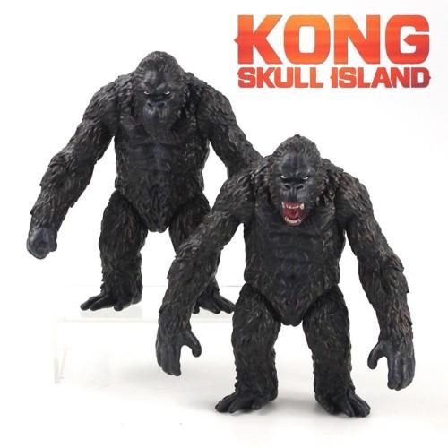Foto Produk ACTION FIGURE ANIMAL KINGKONG / KING KONG SKULL ISLAND GORILA dari ToysColection