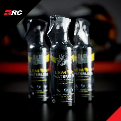 Foto Produk Kilap Premium Lemon Waterless dari RC Motogarage