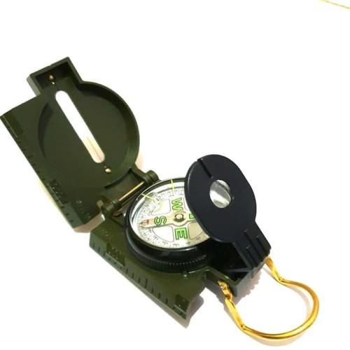 Foto Produk Kompas Lensa / Compass Lensatic Bidik PLASTIK dari serbu sport