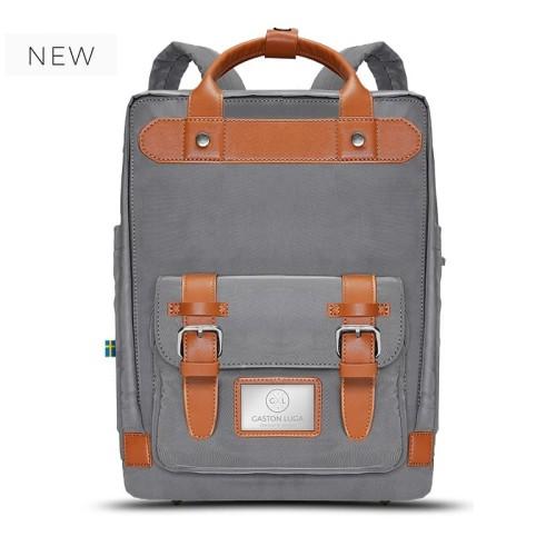 Foto Produk Gaston Luga Tas Punggung  Backpack Biten Grey dari Gaston Luga