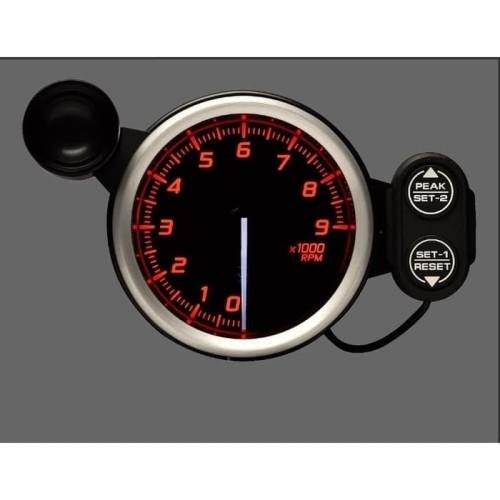 Foto Produk TACHOMETER DEFI N2 (RED/AMBER) 9000 RPM VERSI USDM ORIGINAL!! dari Wijaya co