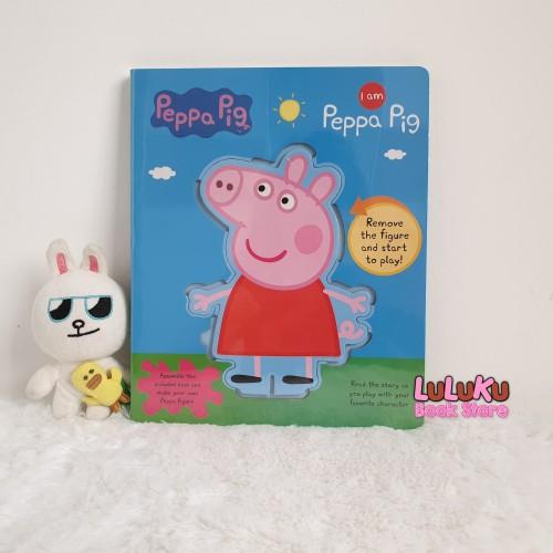Foto Produk Buku Cerita Anak Story Book with Figure - Peppa Pig - I am Peppa Pig dari LuLuKu Book Store