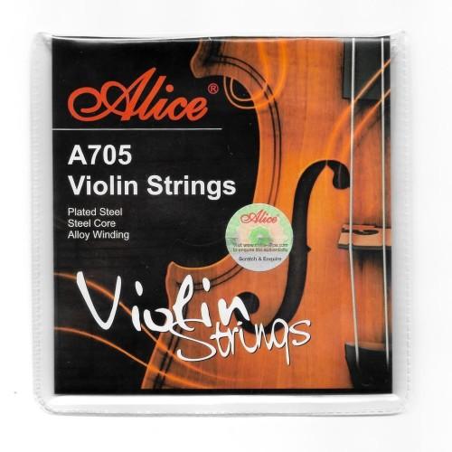 Foto Produk Alice A705 Senar Biola Violin Strings Set dari Grandia Shop