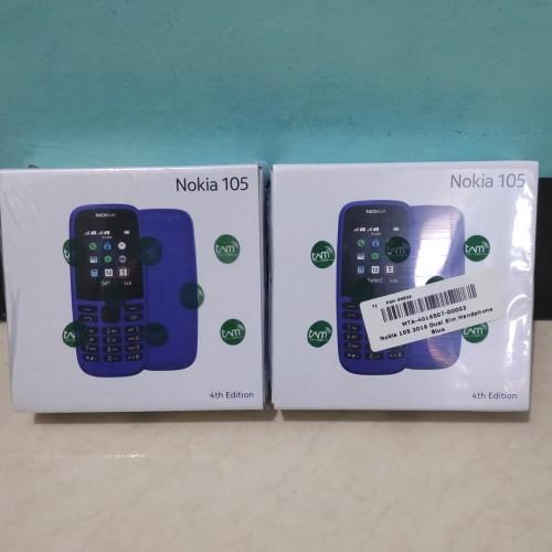 Foto Produk Nokia 105 2019 4th Edition Garansi Resmi TAM - 2019 dari Ceria Shop Bandung