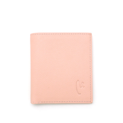 Foto Produk VERMONT V83 - B003 Luxury Pink Small Genuine Leather Wallet dari VERMONT LEATHER