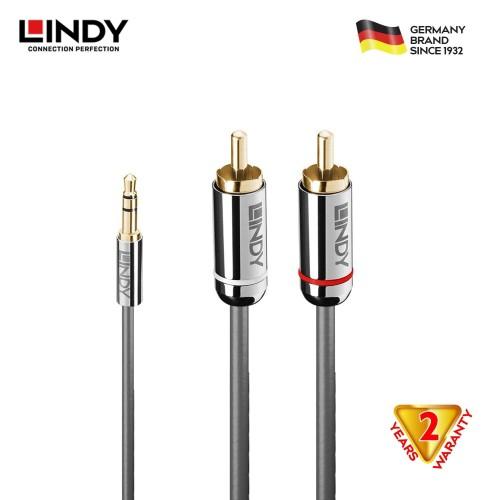 Foto Produk LINDY #35334 Cromo 3.5mm to Phono Audio Cable,2m dari LINDY INDONESIA