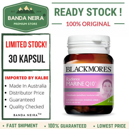 Foto Produk Blackmores Radiance Marine Q10 30 Softgel - KALBE dari Banda Neira Store