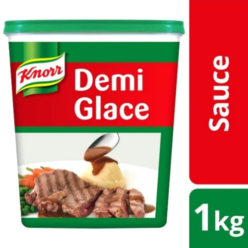 Foto Produk Knorr Demi Glace Sauce Mix 1 Kg dari cipta mart