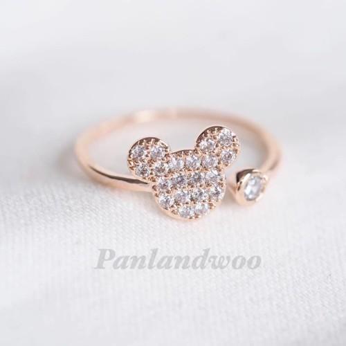 Foto Produk Cincin Panlandwoo Fashion Korea Untuk Wanita - Melody dari Panlandwoo