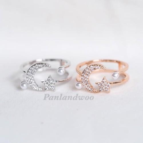 Foto Produk Cincin Panlandwoo Fashion Korea Untuk Wanita - Catriona dari Panlandwoo