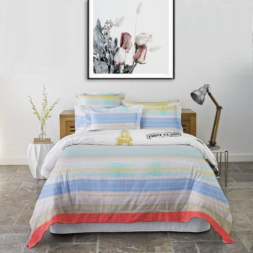 Foto Produk King Rabbit Bed Cover Ukuran Double 230x230 cm Motif Avalon dari King Rabbit Official