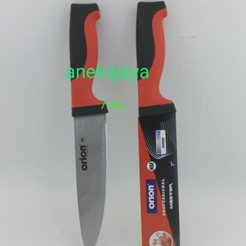 Foto Produk pisau dapur tajam 7 inc dari anekajaya078