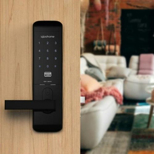 Foto Produk Igloohome Smart Mortise - Smart Lock Key, Kunci Rumah Digital dari Irwandi cellular