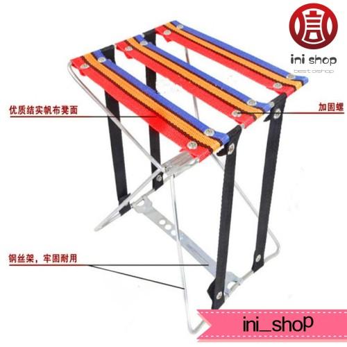 Foto Produk kursi lipat pancing portable outdoor dari ini-shop