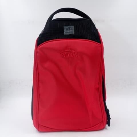 Foto Produk Tas Sepatu Specs Concord Shoebag Bag Red 904280 Original BNWT - No Size dari KING OF DRIBBLE