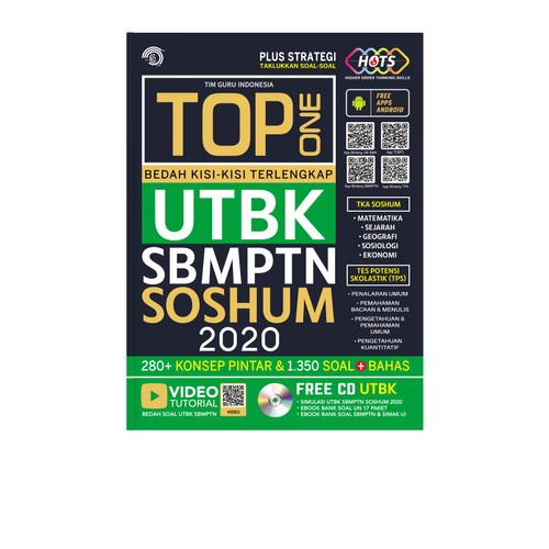 Foto Produk TOP ONE Bedah Kisi-kisi Terlengkap SBMPTN Soshum 2020 dari Toko Kutu Buku