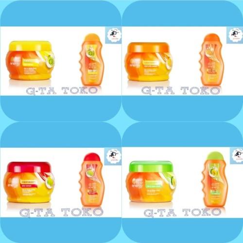 Foto Produk Makarizo Fibertherapy Cream 500gr dan Shampo 330ml dari G-ta toko