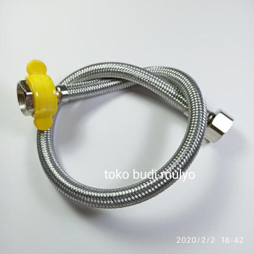 Foto Produk flexible closet selang kloset dari Toko Budi mulyo