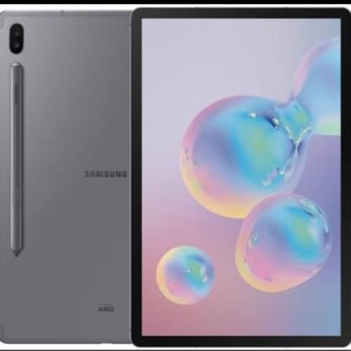 Foto Produk Samsung Galaxy Tab S6 Ram 6gb Rom 128GB Grs Resmi SEIN - Mountain Grey dari Multi Selular