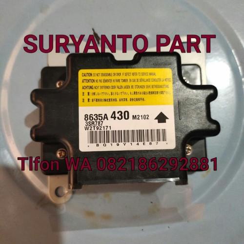 Foto Produk Modul Airbag 8635A 430 Mitsubishi Xpander(Original) dari Suryanto Part