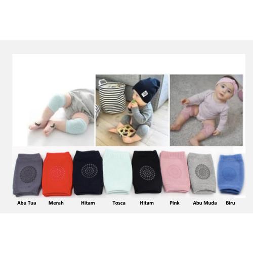 Foto Produk Pelindung Lutut Bayi   Kaos Kaki Baby Knee Pad Protector dari bobo baby shop
