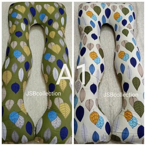 Foto Produk Bantal ibu hamil+ sarung bisa gosend untuk motif yg ready dari jsb collection