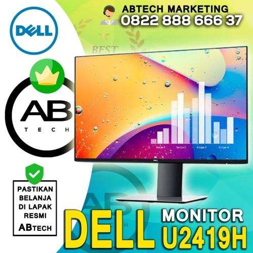 Foto Produk DELL LED Monitor U2419H   24inch dari ABtech