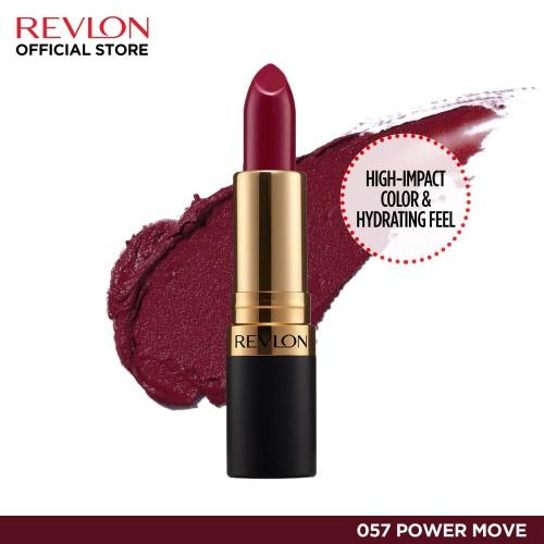 Foto Produk Revlon Superlustrous Bold Matte Lipstick - Power Move dari Tempo Store Official