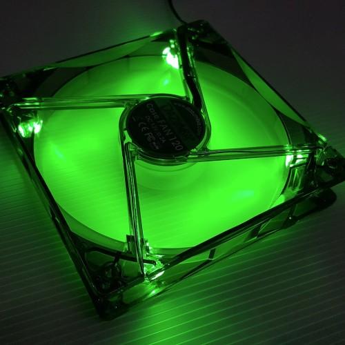 Foto Produk Cooling Fan LED 12 Cm dari DRoyal Shop Pusat