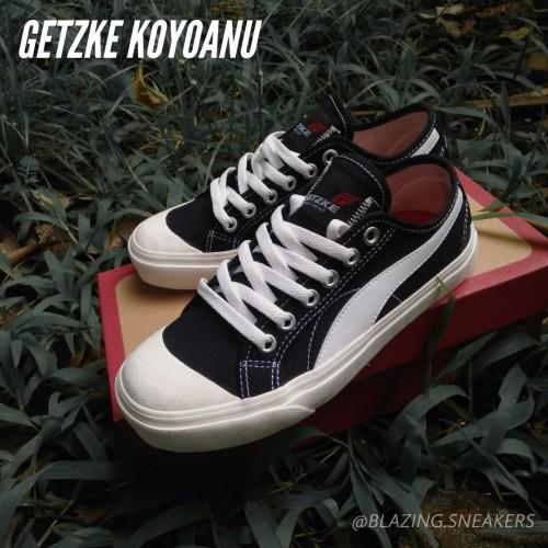Foto Produk Sepatu Getzke Koyoanu lokal murah berkualitas original bukan compass - 38 dari blazingsneakers
