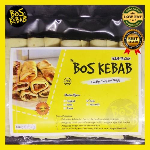 Foto Produk Kebab Frozen Medium Mozzarella by Bos Kebab dari Kebab Frozen Depok