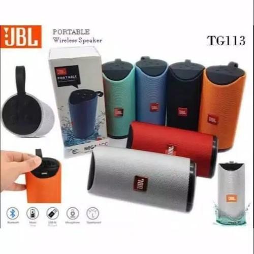 Foto Produk Speaker Bluetooth portable JBL Tg 113 Xtra Bass dari Rakay Acc