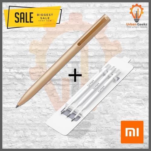 Foto Produk Xiaomi Mijia Signature Metal Pen Mi Aluminum Rollerball Pen - PEN dari Urban Geeks