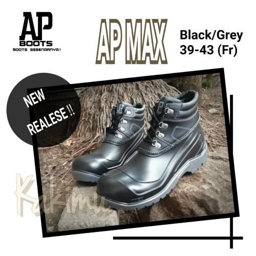 Foto Produk SEPATU SAFETY AP BOOT AP MAX dari kakimu_ols