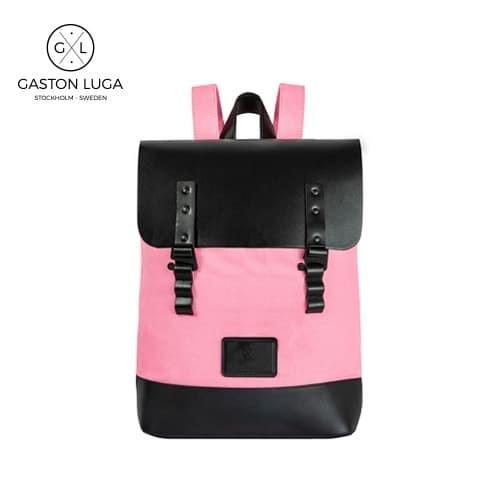 Foto Produk Gaston Luga Tas Punggung | Backpack Praper Pink dari Gaston Luga