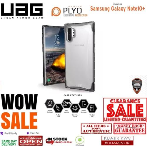 Foto Produk Samsung Galaxy Note 10 Plus Case UAG PLYO ICE (CLEARANCE) LIMITED dari Spigen Indonesia