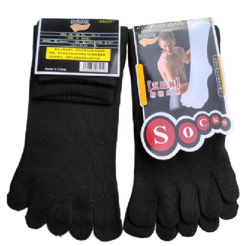 Foto Produk Kaos Kaki 5 jari (toe's socks) - Hitam dari Lapak KQ5 Outdoor