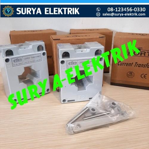 Foto Produk CT fort current tranformer ct pembaca arus 200A 200/5 200 A 200 Amper dari SURYA-ELEKTRIK
