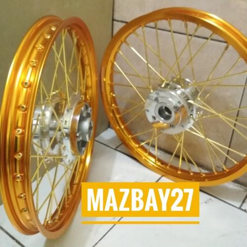 Foto Produk Sepaket Velg TDR Ring 17 Vixion New - Vixion Old dari mazbay27