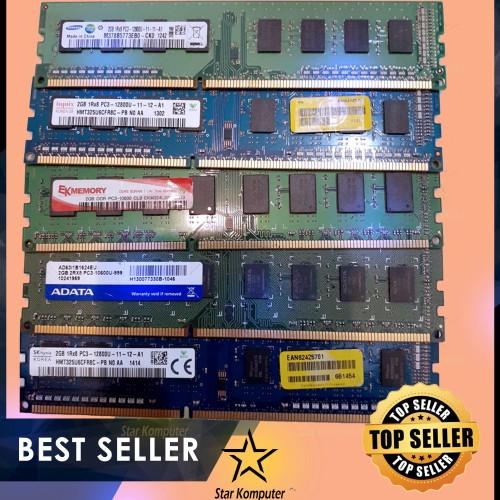 Foto Produk MEMORY DEKSTOP KOMPUTER PC DDR3 2GB dari starkomp365