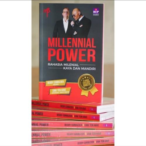 Foto Produk Millennial Power: Rahasia Kaya dan Mandiri dari Millennial Power