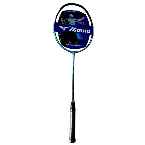 Foto Produk Mizuno Technoblade 633 Raket Badminton - Methy/Blue/Black dari Mizuno Official Store