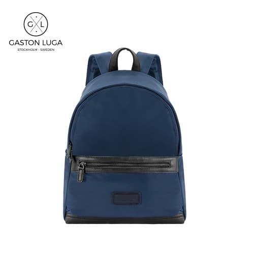 Foto Produk Gaston Luga Tas Punggung   Backpack Kampis Midnight Blue dari Gaston Luga