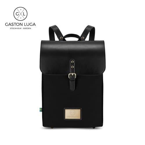 Foto Produk Tas Punggung Gaston Luga   Backpack Classy Black dari Gaston Luga