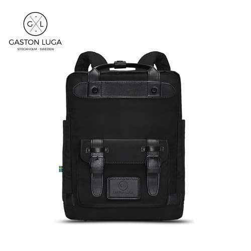 Foto Produk Gaston Luga Tas Punggung   Backpack Biten Black dari Gaston Luga