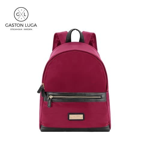 Foto Produk Gaston Luga Tas Punggung   Backpack Kampis Maroon dari Gaston Luga