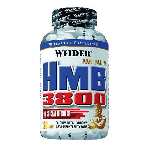 Foto Produk Weider HMB 3800 Capsule 120caps Anabolic Anti Catabolic Amino BCAA dari Mangga Dua Store