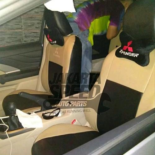 Foto Produk DISKON Sarung Jok Kulit Mobil Brio Agya Ayla Jazz Vios City Wagon R dari Lepi Grosir