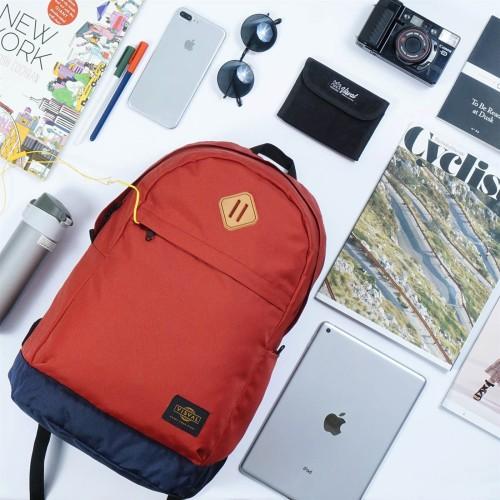 Foto Produk VISVAL - Tas Ransel - Alva - Brick Red dari VISVAL